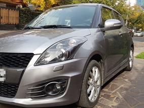 Suzuki Swift Sport 1,6 | Full