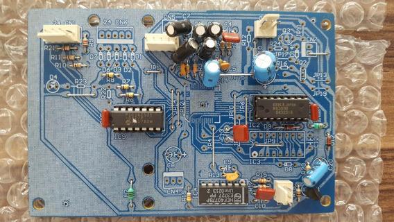 Placa De Efeito Sam676pz Para Mixer Gemini