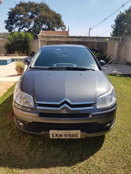 Citroën C4 2.0 Glx Flex 5p