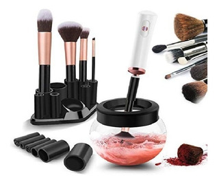 Limpiador Brochas De Maquillaje Kit