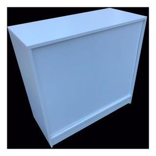 Mostrador Ciego Con Cajon Colores Varios Box 200-ciego-001