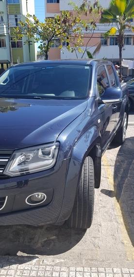 Volkswagen Amarok 2.0 Highline Cab. Dupla 4x4 4p 2015