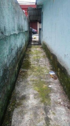 Terreno Residencial À Venda, Vila Guaraciaba, Santo André. - Te0715