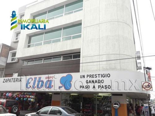 Oficina Comercial En Renta Poza Rica Centro