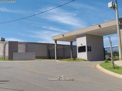 Terreno Plano Em Condomínio A Venda Em Atibaia - Tc-0067-1