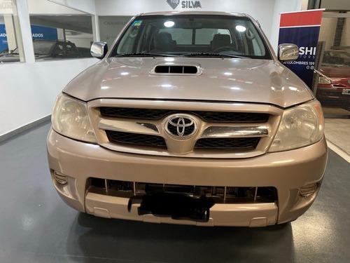 Toyota Hilux 3.0 Srv Automotores 4wd D/c