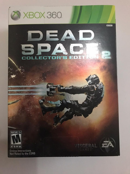 Dead Space 2 - Collector´s Edition Xbox 360 - Novo