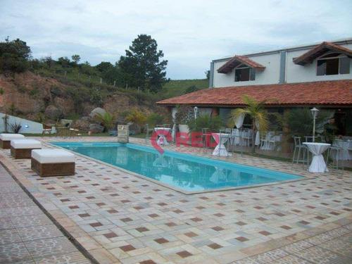 Imagem 1 de 17 de Chácara Com 3 Dormitórios À Venda, 30000 M² Por R$ 3.000.000,00 - Caputera - Sorocaba/sp - Ch0034