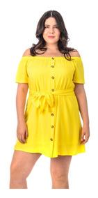 Vestido En Tallas Extra V105-19