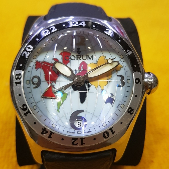 Corum Bubble Gmt