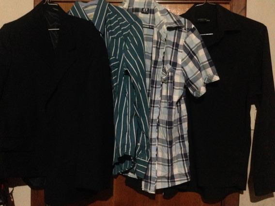 Camisas De Caballeros En Buen Estado. Talla M