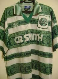 Camisa Celtic 1995 Raridadade