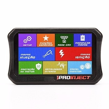 Pandoo Proinject 3m + Wideband Digital + 2 Sensores De 11bar