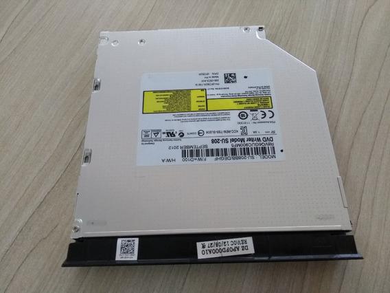 Gravador De Cd E Dvd Para Dell Latitude E6430, C/ Acabamento