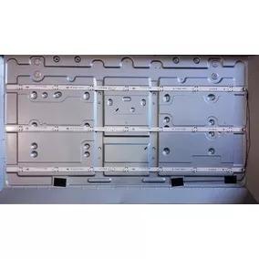 Kit Barra De Led Tv Lg 43lj5550 - Completo