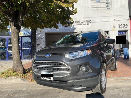 Ford Ecosport Se 2013 Vtv Unica Mano 84.000 Kms Impecable