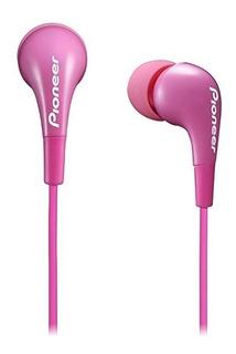Audifonos Pioneer Se-cl502 Silicon Graves Potentes Colores