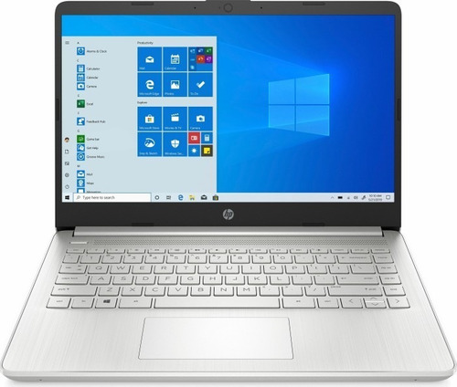 Imagen 1 de 1 de Laptop Hp Ryzen 5 5500u 8gb 256gb Ssd Win10 Radeon Rx