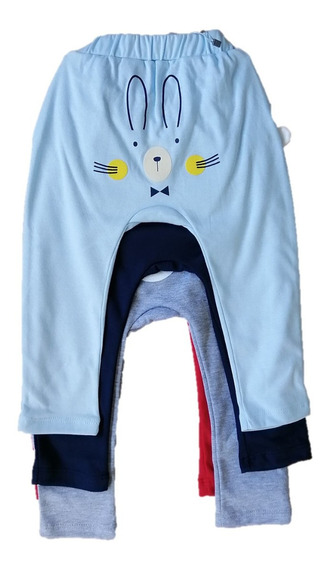 Pantalones Niño X5 Unidades Bebé
