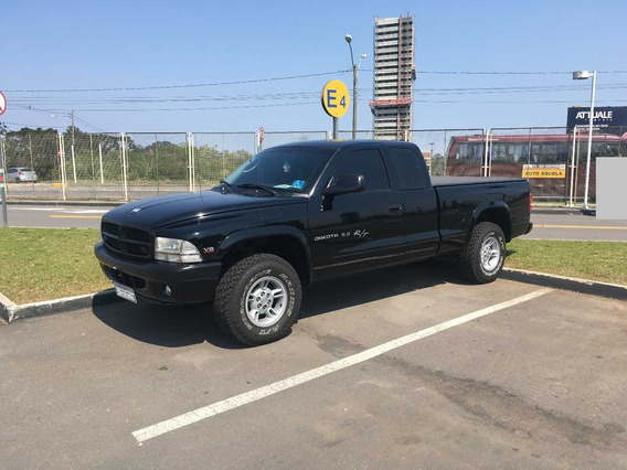 Dodge Dakota 5.2 R/t Ce Modelo 2001