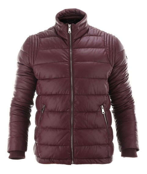 Campera Hombre Farenheite Inflable 551