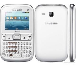 Samsung Chat 226 Chat 226 Dual, Mp3, Vga Gt E2262 - Novo