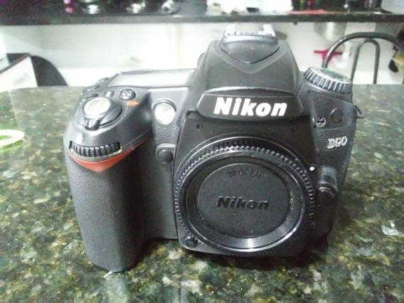 Corpo Da Camera Nikon D90