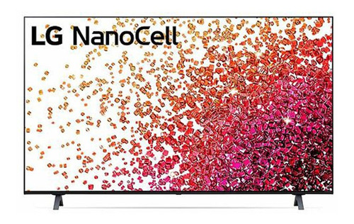 Imagen 1 de 3 de Tv LG Nanocell 55  4k Smart Tv Thinq Ai 55nano75spa