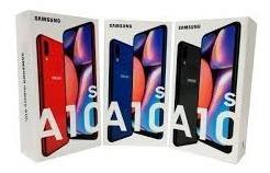 Samsung Galaxy A10 S-32gb-huella-pant6.2-2 Cam. Cuotas 2019