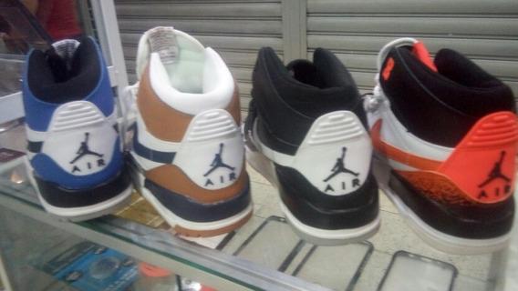 Botas Jordan Retro 1 Tienda Física 40v