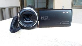 Filmadora Sony Hdr-cx405 Full Hd Zoom Digital 350x+brindes