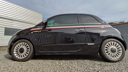 Fiat 500 2010 1.4 Lounge 3p