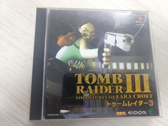 Tomb Raider 3 Ver. Internacional