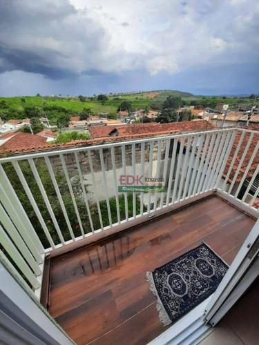 Imagem 1 de 19 de Sobrado Com 3 Dormitórios À Venda, 230 M² Por R$ 370.000,00 - Jardim Santa Tereza - Taubaté/sp - So2322