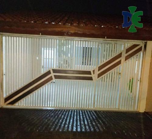 Casa Com 2 Dormitórios À Venda, 92 M² Por R$ 298.000 - Jardim Luiza - Jacareí/sp - Ca0104