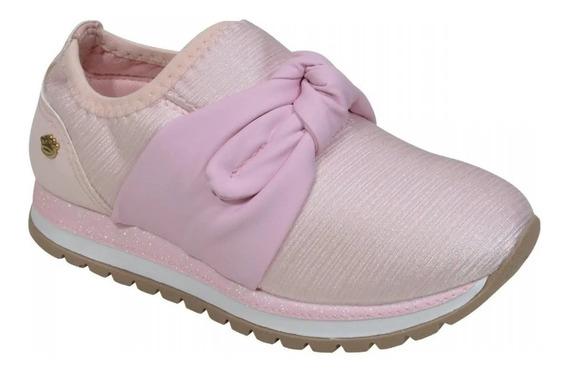 Tênis Pink Cats Graluggia Rosa V0812