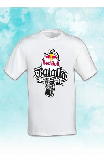 Playera Batalla De Los Gallos Rap Envio Gratis