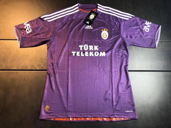 Camisa Galatasaray 2009-2010 Third Tam G (78x58) Nova