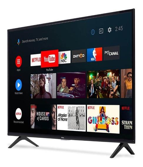 Televisor Tcl 32a325 Smart Tv (android Tv) 32 Pulgadas