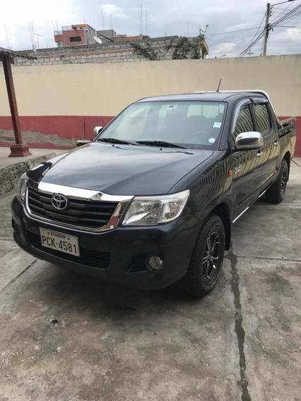 Toyota Hilux Aire Acondicionado