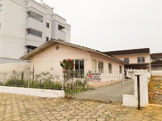 Casa Residencial Para Alugar - 08255.001