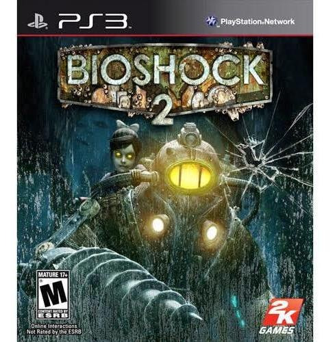 Bioshock 2 Ps3 Mídia Física Lacrado