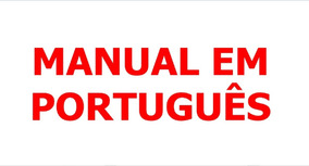Manual Em Português Blackmagic Ursa E Ursa Mini