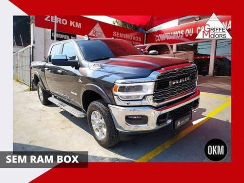 Imagem 1 de 13 de Ram 2500 6.7 I6 Turbo Diesel Laramie Cd 4x4 Automático