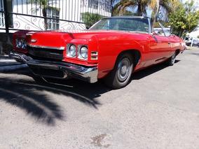 Impala Ss Convertible Clasico