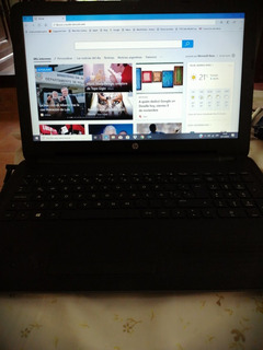 Notebook Hp 250 G5/ Core I3 /4gb 15.6 Impecable Casi Sin Uso