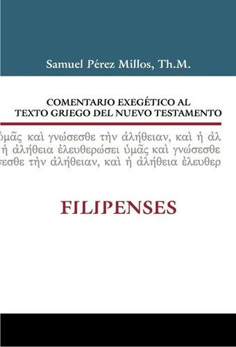 Imagen 1 de 2 de Comentario Exegético Griego: Filipenses, Perez Millo Estudio