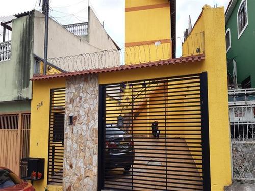 Sobrado Vila Euthalia São Paulo/sp - 560