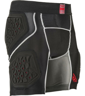 Short Con Protecciones Fly Compression Motocross Enduro