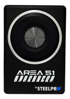 Subwoofer Activo (amplificado) Clase D Steelpro Sub8
